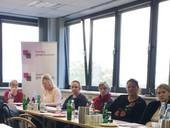 Teilnehmerinnen der vierten Veranstaltung in Dortmund. © Regionalgeschäftsstelle Westliches Westfalen/Christian Stemke