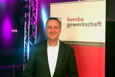 Oliver Flohr informierte auf der Personal- und Betriebsrätekonferenz in Ratingen über BGM (Foto: © komba gewerkschaft nrw)